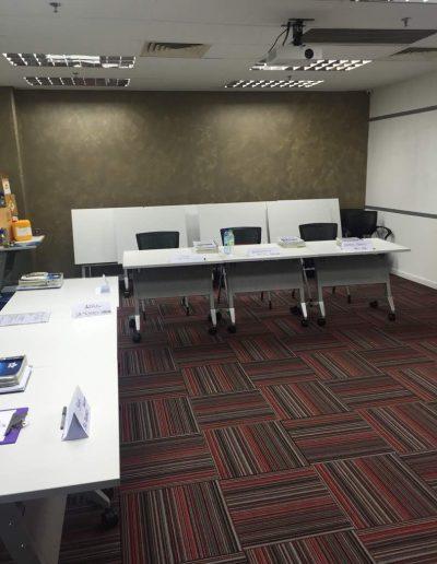 Leo suite classroom